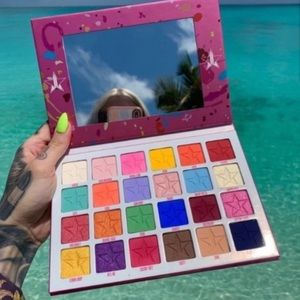NWT Jeffree Star jawbreaker palette